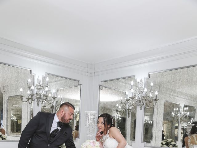 Il matrimonio di Gennaro e Sara a Boscotrecase, Napoli 14