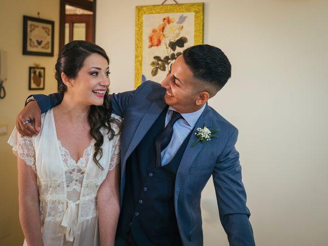 Il matrimonio di Alessandro e Rosa a Trabia, Palermo 39