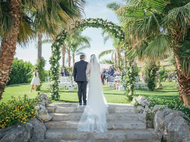 Il matrimonio di Alessandro e Rosa a Trabia, Palermo 59