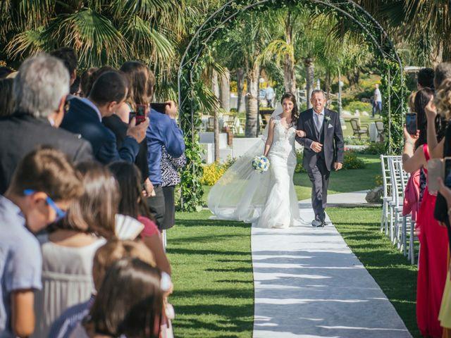 Il matrimonio di Alessandro e Rosa a Trabia, Palermo 62
