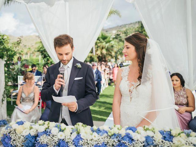 Il matrimonio di Alessandro e Rosa a Trabia, Palermo 65