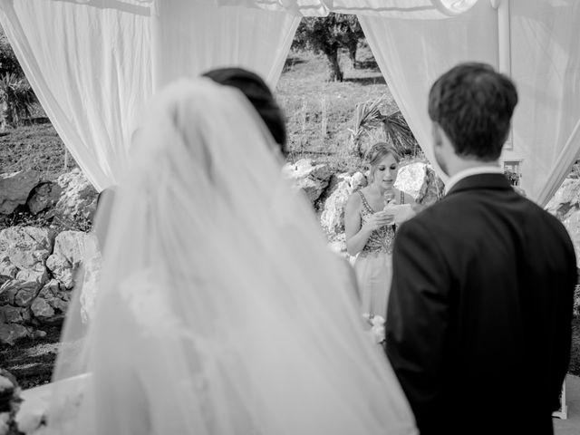 Il matrimonio di Alessandro e Rosa a Trabia, Palermo 67