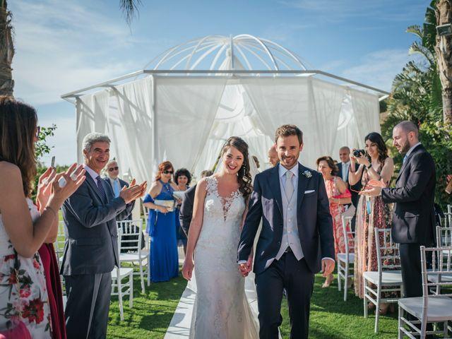 Il matrimonio di Alessandro e Rosa a Trabia, Palermo 73