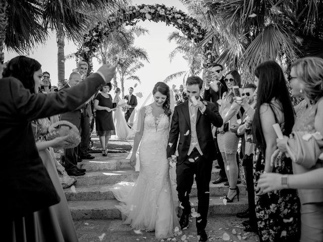 Il matrimonio di Alessandro e Rosa a Trabia, Palermo 74