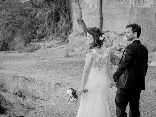 Il matrimonio di Alessandro e Rosa a Trabia, Palermo 78