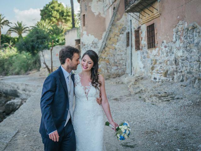 Il matrimonio di Alessandro e Rosa a Trabia, Palermo 79