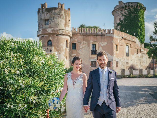 Il matrimonio di Alessandro e Rosa a Trabia, Palermo 81