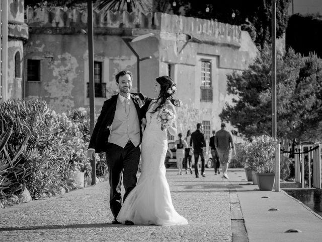 Il matrimonio di Alessandro e Rosa a Trabia, Palermo 82