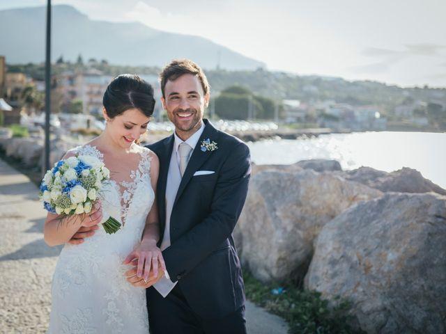 Il matrimonio di Alessandro e Rosa a Trabia, Palermo 90