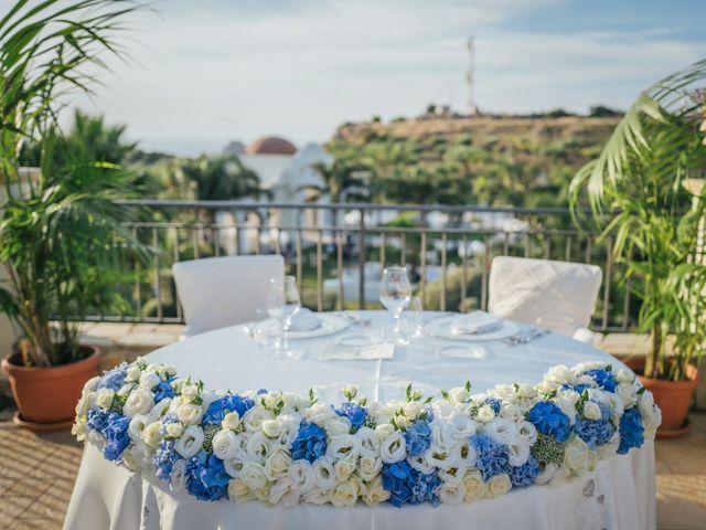 Il matrimonio di Alessandro e Rosa a Trabia, Palermo 91