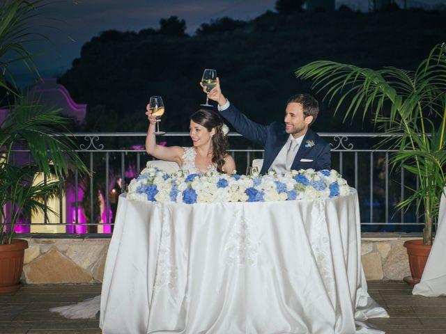 Il matrimonio di Alessandro e Rosa a Trabia, Palermo 94