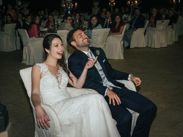 Il matrimonio di Alessandro e Rosa a Trabia, Palermo 97