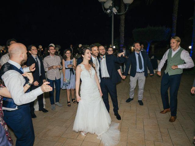 Il matrimonio di Alessandro e Rosa a Trabia, Palermo 98