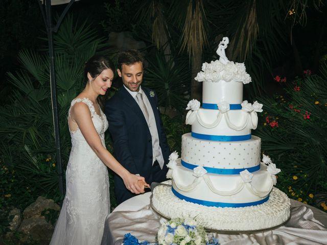 Il matrimonio di Alessandro e Rosa a Trabia, Palermo 101