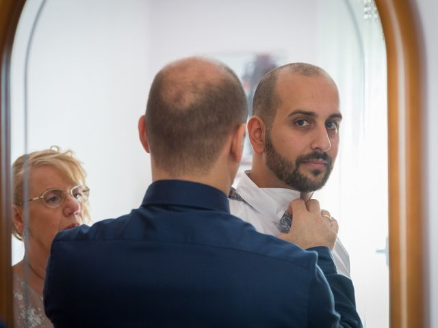 Il matrimonio di Sergio e Antonella a Milano, Milano 5