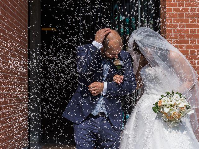 Il matrimonio di Sergio e Antonella a Milano, Milano 11