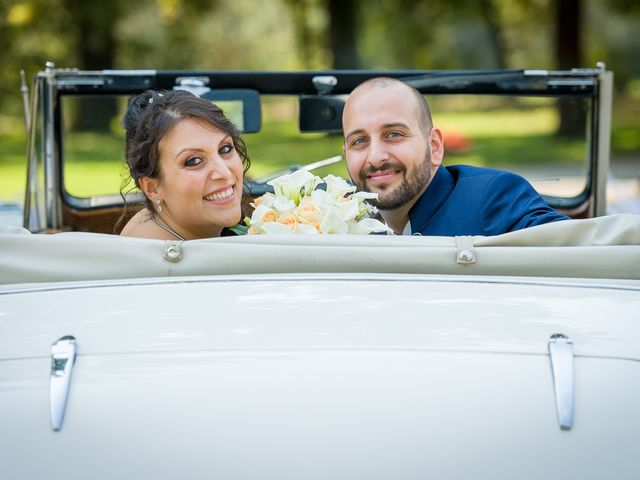 Il matrimonio di Sergio e Antonella a Milano, Milano 18