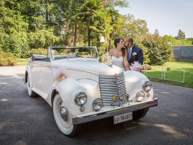 Il matrimonio di Sergio e Antonella a Milano, Milano 20
