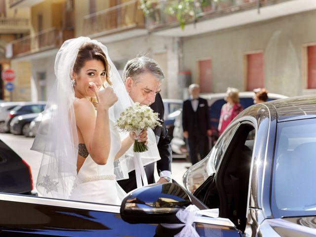 Il matrimonio di Francesca e Elio a Monopoli, Bari 11