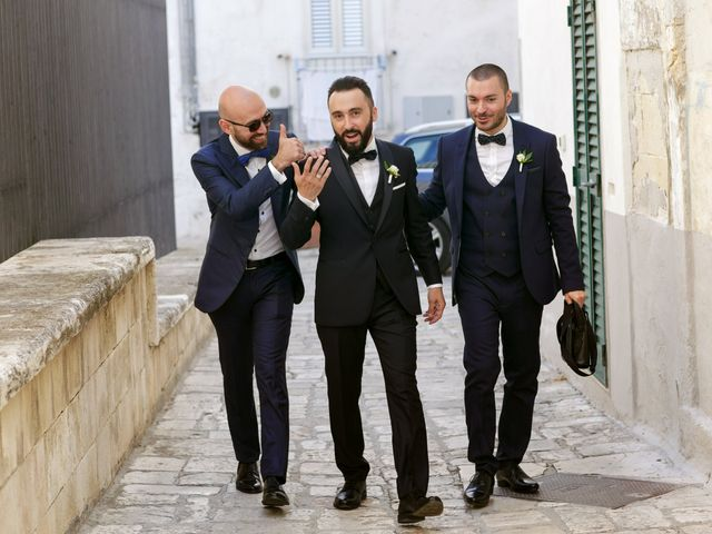 Il matrimonio di Francesca e Elio a Monopoli, Bari 12