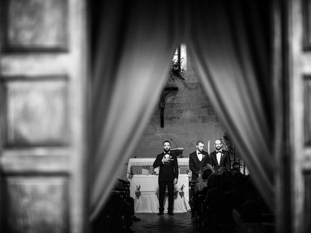 Il matrimonio di Francesca e Elio a Monopoli, Bari 15