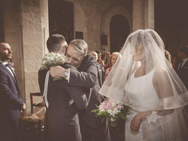 Il matrimonio di Francesca e Elio a Monopoli, Bari 17