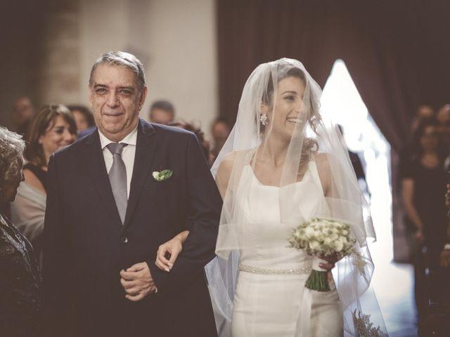 Il matrimonio di Francesca e Elio a Monopoli, Bari 18