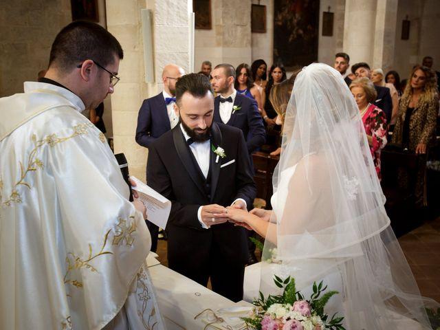 Il matrimonio di Francesca e Elio a Monopoli, Bari 20