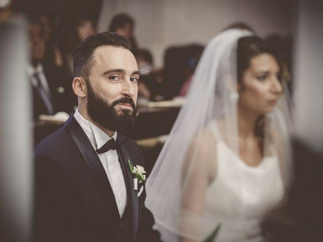Il matrimonio di Francesca e Elio a Monopoli, Bari 21