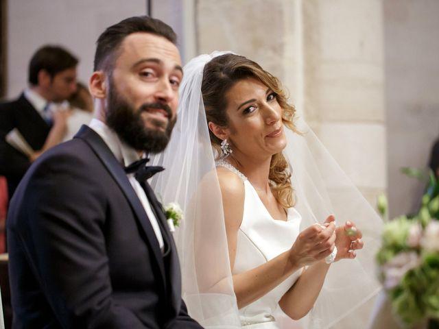 Il matrimonio di Francesca e Elio a Monopoli, Bari 23