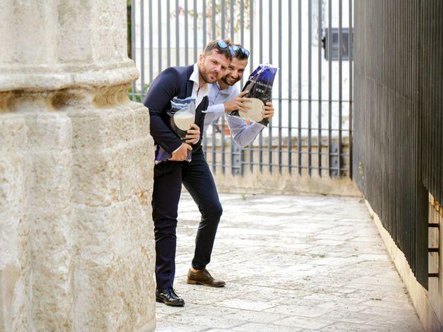 Il matrimonio di Francesca e Elio a Monopoli, Bari 25