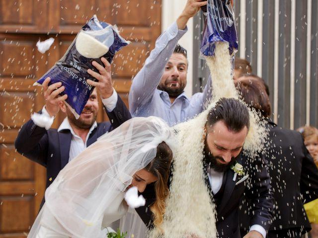 Il matrimonio di Francesca e Elio a Monopoli, Bari 27