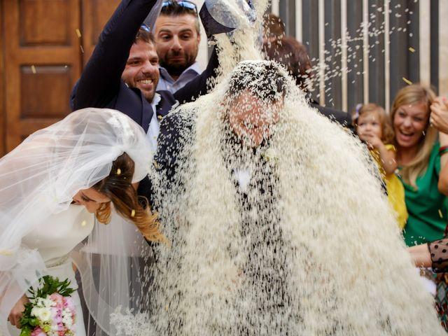 Il matrimonio di Francesca e Elio a Monopoli, Bari 28