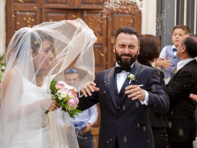 Il matrimonio di Francesca e Elio a Monopoli, Bari 29
