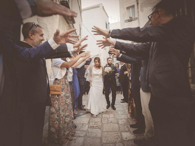 Il matrimonio di Francesca e Elio a Monopoli, Bari 31