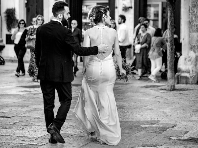Il matrimonio di Francesca e Elio a Monopoli, Bari 35