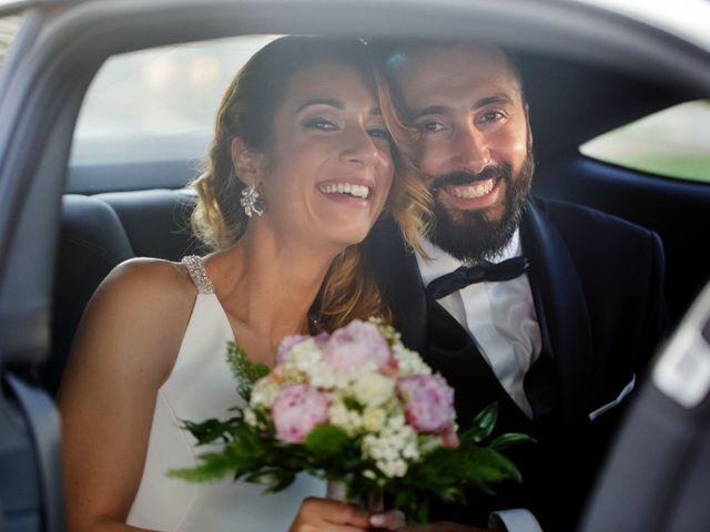 Il matrimonio di Francesca e Elio a Monopoli, Bari 39
