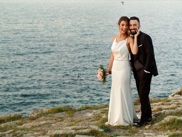 Il matrimonio di Francesca e Elio a Monopoli, Bari 43