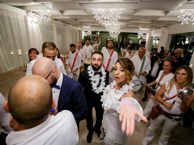 Il matrimonio di Francesca e Elio a Monopoli, Bari 58
