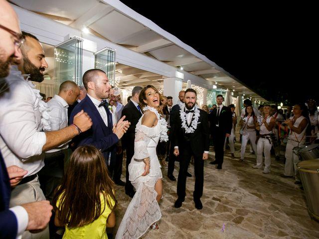 Il matrimonio di Francesca e Elio a Monopoli, Bari 59