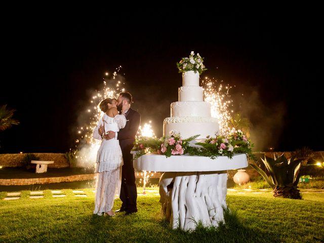 Il matrimonio di Francesca e Elio a Monopoli, Bari 63
