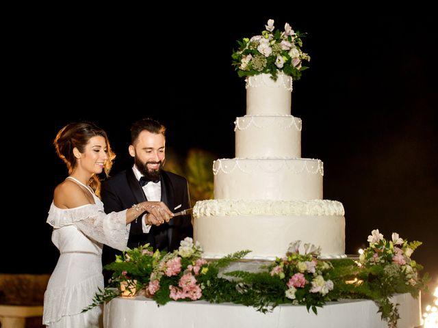 Il matrimonio di Francesca e Elio a Monopoli, Bari 64