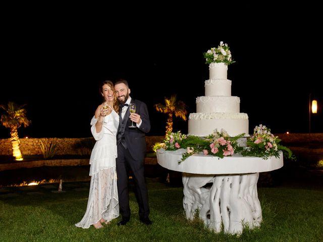 Il matrimonio di Francesca e Elio a Monopoli, Bari 65