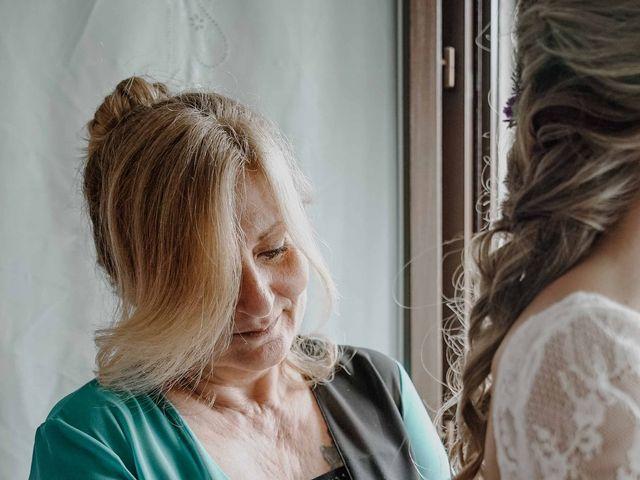 Il matrimonio di Deborah e Antonio a Gornate-Olona, Varese 6