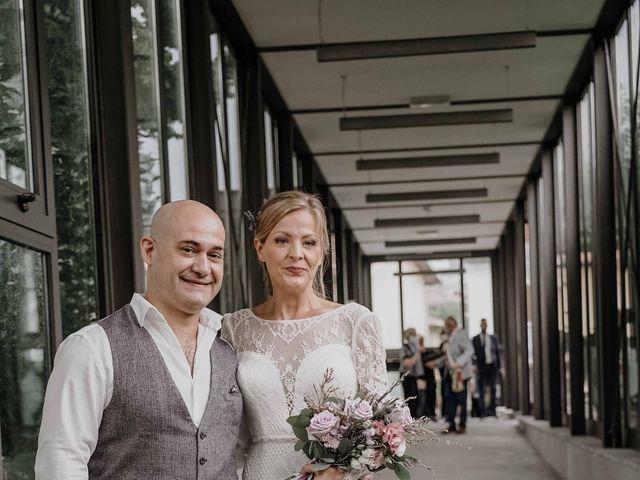 Il matrimonio di Deborah e Antonio a Gornate-Olona, Varese 21