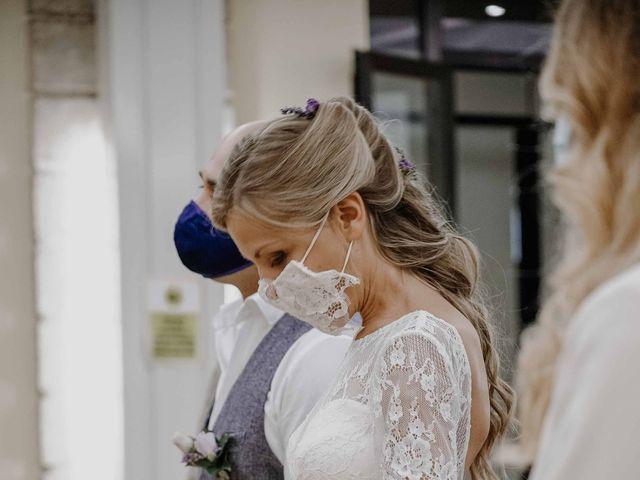 Il matrimonio di Deborah e Antonio a Gornate-Olona, Varese 22