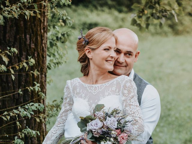 Il matrimonio di Deborah e Antonio a Gornate-Olona, Varese 31