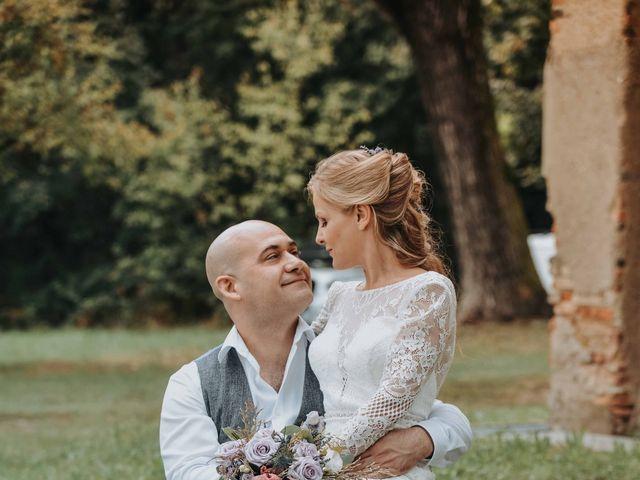 Il matrimonio di Deborah e Antonio a Gornate-Olona, Varese 32
