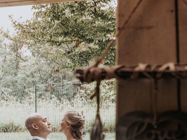 Il matrimonio di Deborah e Antonio a Gornate-Olona, Varese 39
