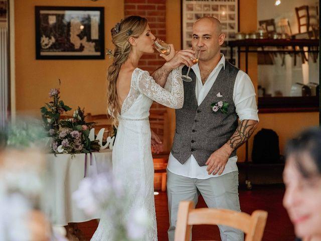 Il matrimonio di Deborah e Antonio a Gornate-Olona, Varese 46